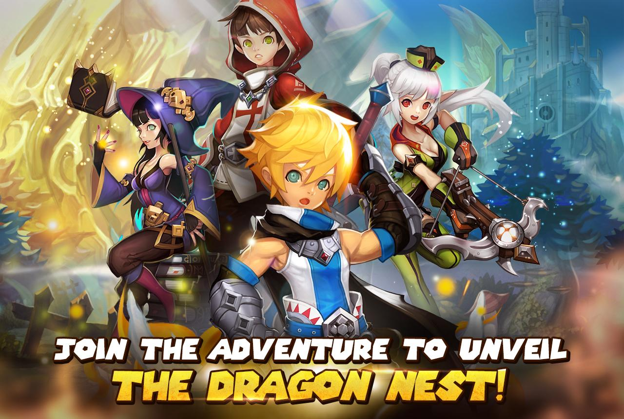 drago nest labyrinth