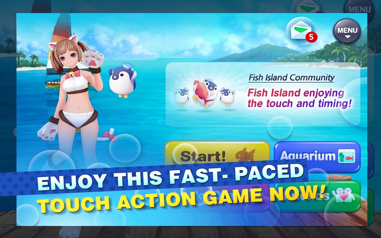 Fish Island - Steparu's Gaming Apps